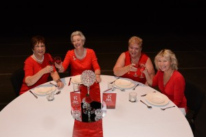 Zonta supports Diner en Rouge